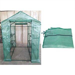 Zyyini Plant Greenhouse, un pequeño Invernadero de jardín de Cuatro Pi...