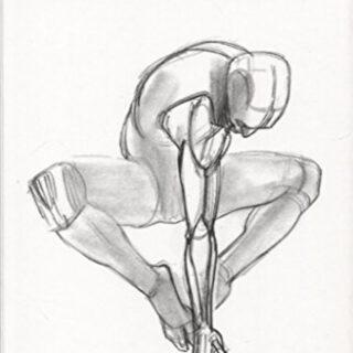 Anatomía artística 2. Cómo dibujar el cuerpo humano de forma esquemáti...