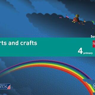 Arts and crafts. 4 Primary. Savia - 9788415743712