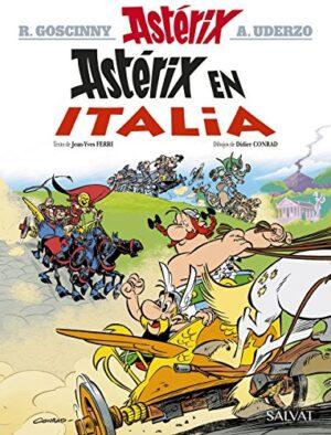 Astérix en Italia (Castellano - A Partir De 10 Años - Astérix - La Col...