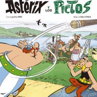 Astérix y los pictos (Castellano - A Partir De 10 Años - Astérix - La ...