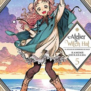 Atelier Of Witch Hat, Vol. 5