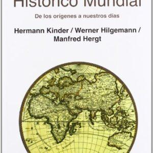 Atlas histórico mundial (Atlas Akal)
