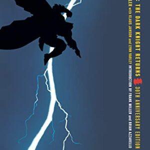 Batman: The Dark Knight Returns - 30th Anniversary Edition (English Ed...