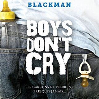 Boys don't cry (Livre de Poche Jeunesse)
