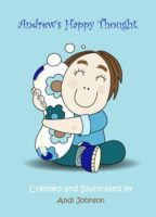 CBT/mind training in a book for children: Andrew's Happy Thought: Chil...