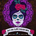 Dia De Los Muertos: Libro De Colorear Para Adultos: Calaveras de azúca...