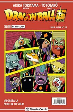 Dragon Ball Serie roja nº 236 (vol5): 222 (Manga Shonen)