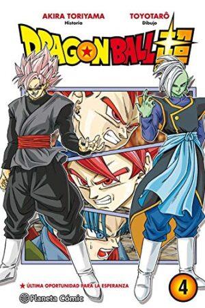 Dragon Ball Super nº 04: 222 (Manga Shonen)