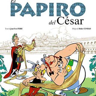 El papiro del César (Castellano - A Partir De 10 Años - Astérix - La C...