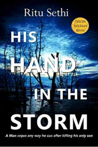 His Hand In the Storm: Gray James Detective Murder Mystery and Suspens...