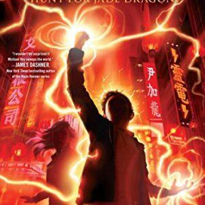 Hunt for Jade Dragon (Michael Vey (Hardcover))