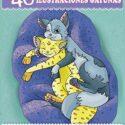Libro de Colorear para Adultos: 40 Ilustraciones Gatunas, Páginas para...