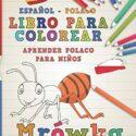 Libro para colorear Español - Polaco I Aprender polaco para niños I Pi...
