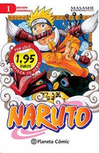 MM Naruto nº 01 1,95: Por sólo 1,95 euros. Empieza tu serie: 2 (Manga ...