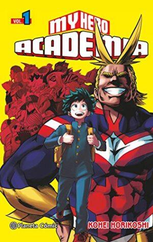 My Hero Academia nº 01: 210 (Manga Shonen)