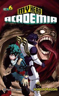 My Hero Academia nº 06: 210 (Manga Shonen)