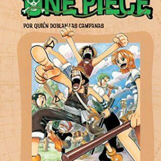 One Piece nº 05: Por quién doblan las campanas (Manga Shonen)