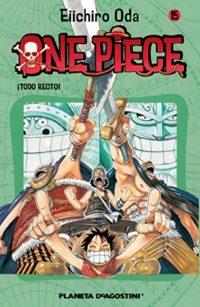 One Piece nº 15: ¡Todo recto!: 103 (Manga Shonen)