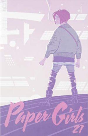 Paper Girls nº 21: 204 (Independientes USA)