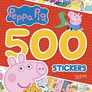 Peppa Pig - 500 stickers
