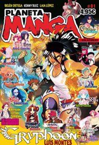 Planeta Manga nº 01 (Manga Europeo)