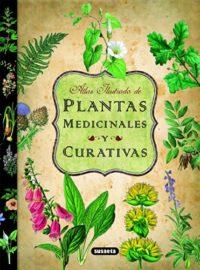 Plantas Medicinales Y Curativas (Atlas Ilustrado)