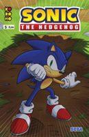 Sonic The Hedgehog núm. 05