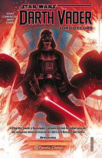 Star Wars Darth Vader Lord Oscuro HC (tomo) nº 01/04 (Recopilatorios M...