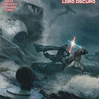 Star Wars Darth Vader Lord Oscuro nº 17/25 (Star Wars: Cómics Grapa Ma...