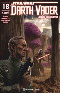 Star Wars Darth Vader Lord Oscuro nº 18/25 (Star Wars: Cómics Grapa Ma...