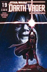 Star Wars Darth Vader Lord Oscuro nº 19/25 (Star Wars: Cómics Grapa Ma...