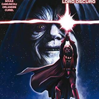 Star Wars Darth Vader Lord Oscuro nº 19/25 (Star Wars: Cómics Grapa Ma...