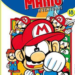 Super Mario nº 18: Aventuras: 208 (Manga Kodomo)