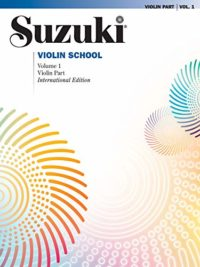 Suzuki Violin School, Vol 1: Violin Part (Suzuki Violin School, Violin...