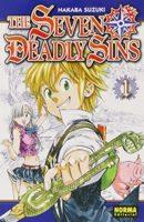 THE SEVEN DEADLY SINS 01 (Manga - Seven Deadly Sins)