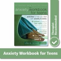 The Anxiety Workbook For Teens: Activities to Help You Deal With Anxie...