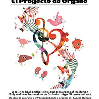 The Organ Project (English Edition)
