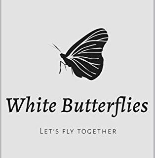 White Butterflies: a poetry book (English Edition)