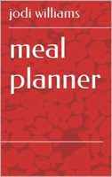meal planner (English Edition)