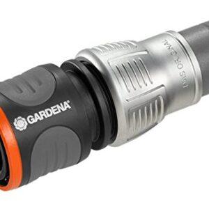 "Gardena 18255-50 - Conector de manguera Premium, 13mm (1/2"") - 15 mm ..."