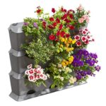 Gardena NatureUp Set Básico 9 Plantas para Plantar un jardín Balcones,...