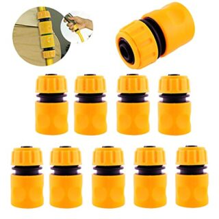 Mengger manguera conector Grifos rápido 1/2 ajuste a presión jardín co...