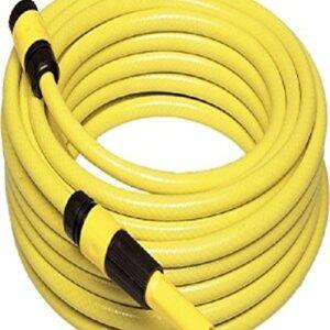 """Schlauch 138 - Juego de manguera (20 m, 1,3 cm, 0,5""""), color amarillo ..."""