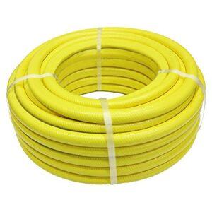 Wurko 11060003 - Manguera, Color Amarillo