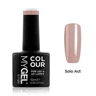 Esmalte de gel para uñas MyGel, de MYLEE (10ml) MG0048 - Solo Act UV/L...