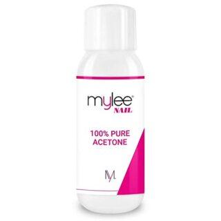 Mylee 100% Acetona Pura de 300ml Removedor de Esmalte de Uñas en Gel U...