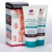 Neutrogena Crema De Pies Ultra-Hidratante - 2 Unidades x 100 ml.
