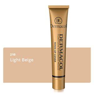 Dermacol DC Base Makeup Cover Total | Maquillaje Corrector Waterproof ...