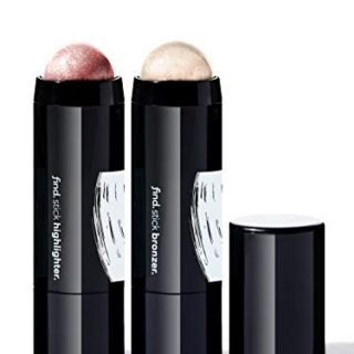 FIND - Cheek Sculptor Duo (Iluminador en barra n.1 + Colorete en barra...
